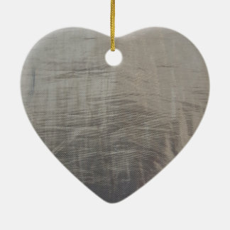 Ornamento De Cerâmica Olhar malogrado do tecido das cinzas de prata