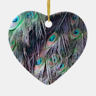 Ornamento De Cerâmica Olhos drapejando