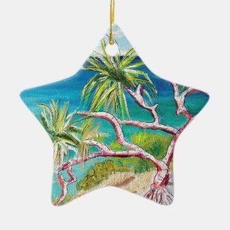 Ornamento De Cerâmica Opiniões da ilha de Stradbroke