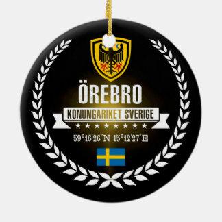 Ornamento De Cerâmica Örebro