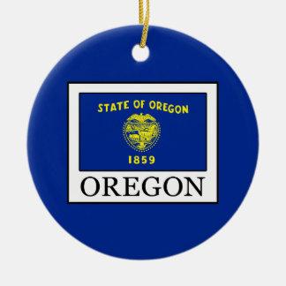 Ornamento De Cerâmica Oregon