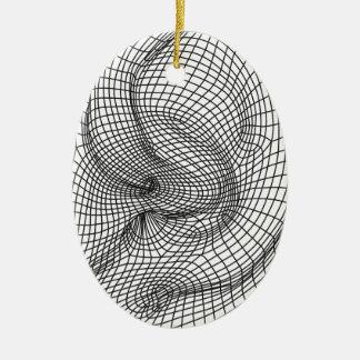 Ornamento De Cerâmica orelha