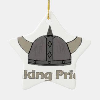 Ornamento De Cerâmica Orgulho de Viking