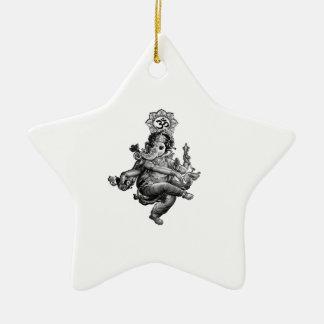 Ornamento De Cerâmica Orientação espiritual