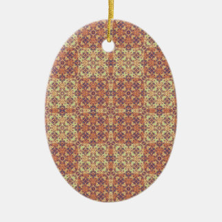 Ornamento De Cerâmica Ornamentado do vintage barroco