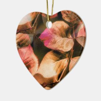 Ornamento De Cerâmica Outono