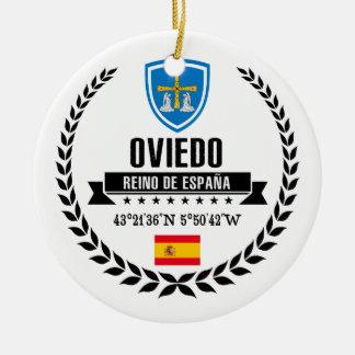 Ornamento De Cerâmica Oviedo