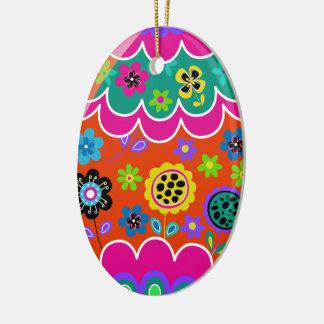 Ornamento De Cerâmica Ovos da páscoa