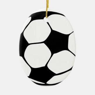 Ornamento De Cerâmica pai do futebol