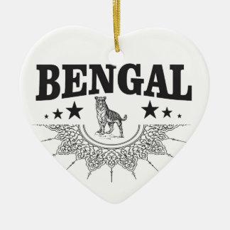 Ornamento De Cerâmica País de Bengal