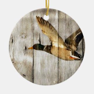 Ornamento De Cerâmica País ocidental de madeira do celeiro rústico que