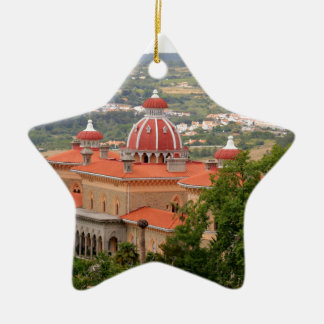 Ornamento De Cerâmica Palácio de Monserrate, perto de Sintra, Portugal