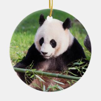Ornamento De Cerâmica Panda gigante Mei Xiang