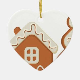 Ornamento De Cerâmica pão-de-espécie