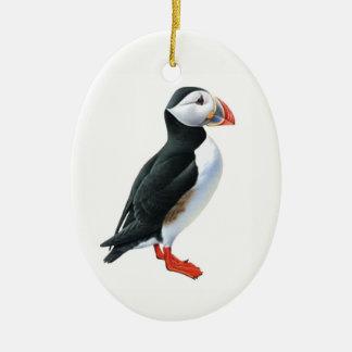 Ornamento De Cerâmica Papagaio-do-mar