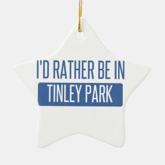 Ornamento De Cerâmica Parque de Tinley