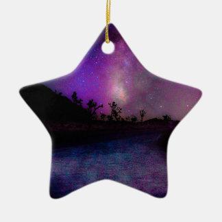 Ornamento De Cerâmica Parque nacional de árvore de Joshua