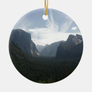 Ornamento De Cerâmica Parque nacional de Yosemite