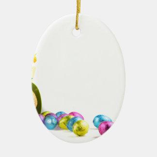 Ornamento De Cerâmica Páscoa
