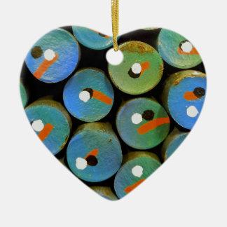 Ornamento De Cerâmica Pavão industrial