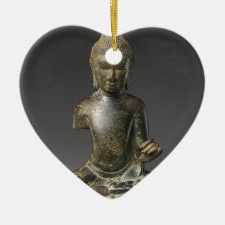 Ornamento De Cerâmica Período assentado de Buddha - de Pyu