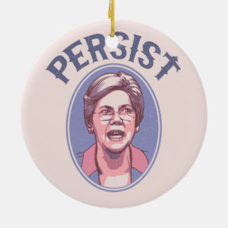 Ornamento De Cerâmica Persiste - Warren