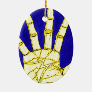 Ornamento De Cerâmica Pessoas de M