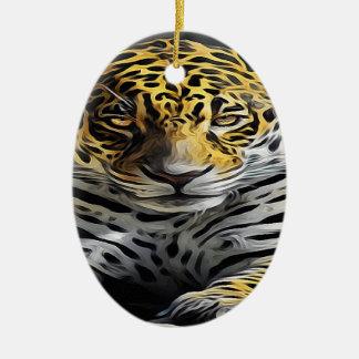 Ornamento De Cerâmica Pintura a óleo