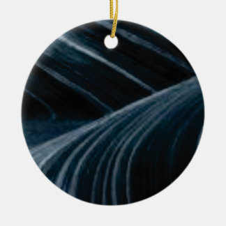 Ornamento De Cerâmica pistas pretas da sombra