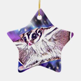 Ornamento De Cerâmica Planador do açúcar do vôo