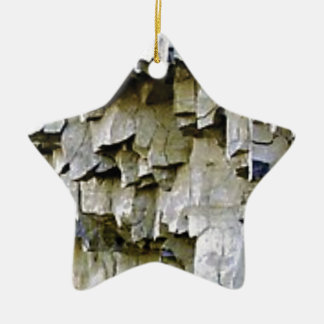 Ornamento De Cerâmica plissados aleatórios da rocha