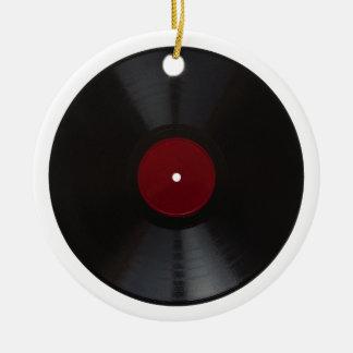 Ornamento De Cerâmica Png transparente gravado RPM do vintage 78