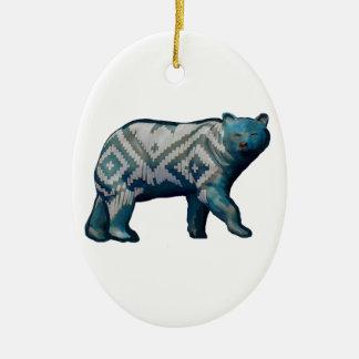 Ornamento De Cerâmica Polar expresse