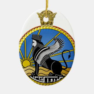 Ornamento De Cerâmica Polícia secreta de Savak Irã