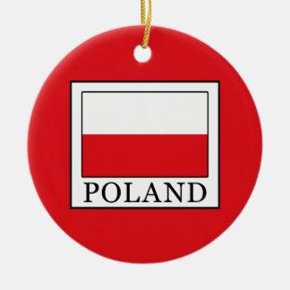 Ornamento De Cerâmica Polônia