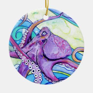 Ornamento De Cerâmica Polvo de Surfin