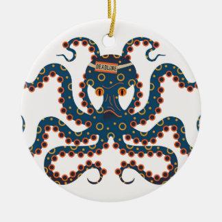 Ornamento De Cerâmica Polvo do fim do prazo