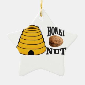 Ornamento De Cerâmica porca do mel
