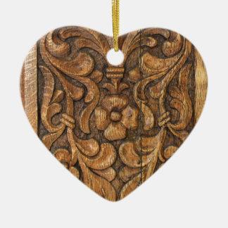 Ornamento De Cerâmica porta patern