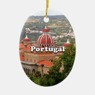 Ornamento De Cerâmica Portugal: Palácio de Monserrate, perto de Sintra