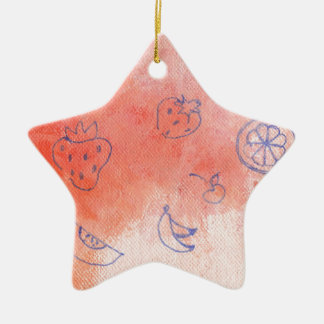 Ornamento De Cerâmica prado maduro