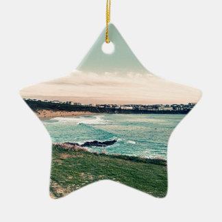 Ornamento De Cerâmica Praia Newquay de Great Western