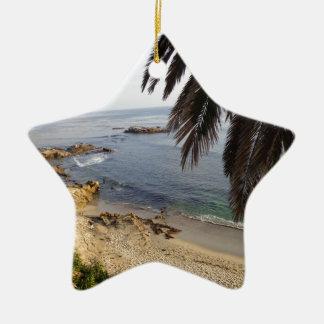 Ornamento De Cerâmica praia sul de laguna
