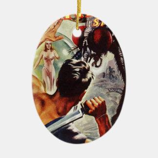 Ornamento De Cerâmica precisa um Swatter de mosca