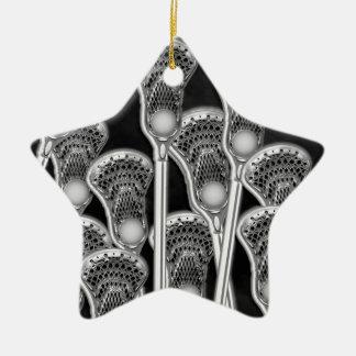 Ornamento De Cerâmica prêmio do lacrosse