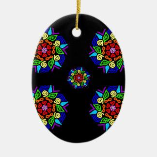Ornamento De Cerâmica Presença amado