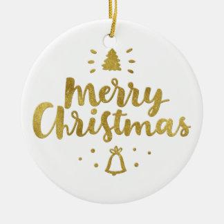 Ornamento De Cerâmica Presentes adoráveis do Feliz Natal  