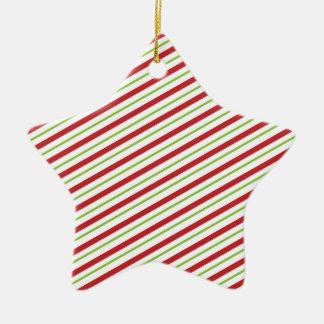 Ornamento De Cerâmica Presentes do Natal