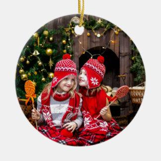 Ornamento De Cerâmica Presentes festivos