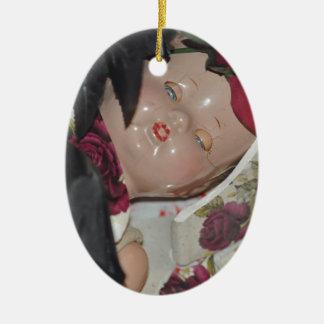 Ornamento De Cerâmica Produtos da boneca